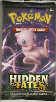 Pokemon -  Booster Pack -  Hidden Fates - FACTORY SEALED