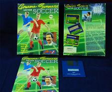 Amiga: Graeme souness vector soccer-impulze 1991
