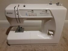 Kenmore Sewing Machine 385.15516000 w/ Case, Pedal & Supplies OUTSTANDING COND.