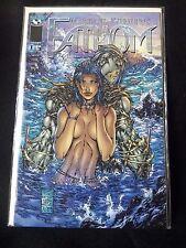 FATHOM issue #1  by Michael Turner w/ CoA