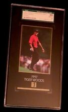Tiger Woods graded (88) rookie card RARE only 5000 made few w/grade 88