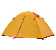 Naturehike 3 Seasons 2 Person Tent Silicone Fabric Tent Camping Equipment