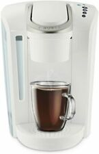 Keurig K-Select Single Serve K80 K-Cup Coffee Maker, With Strength Control White