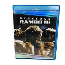 Rambo III Blu-ray Disc 2008