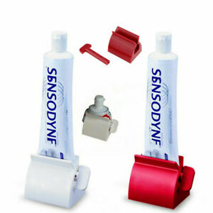 Bathroom Roller Toothpaste Squeezer Toothpaste Dispenser Toothpaste Suction Tube