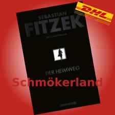 DER HEIMWEG | SEBASTIAN FITZEK | DER NEUE BESTSELLER | LIMITIERTE AUFLAGE
