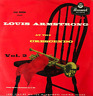LOUIS ARMSTRONG - AT THE CRESCENDO VOL. 2 (LP) (VG-/G+)