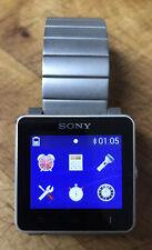 Reloj Sony Smart watch 2 Usado Cristal Cuarteado Funciona Perfecto Leer