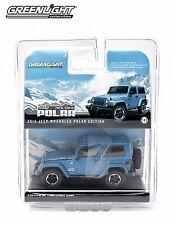 86054 1:43 GreenLight - Polar Edition - 2014 Jeep Wrangler