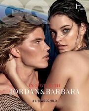 Barbara Palvin and Jordan Barrett cover GQ PORTUGAL February 2018 third