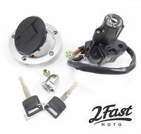 Suzuki Ignition Switch Gas Cap Seat Lock Set w/keys SV 650 1000 SFV650 GSX-R1000