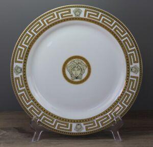 Da Vinci Collection Medusa Gold Speiseteller Essteller Teller Ø ca. 27 cm