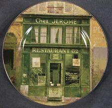 Sakura Storefronts Chez Jerome Salad Snack Plate French Restaurant Chiu Tak Hak