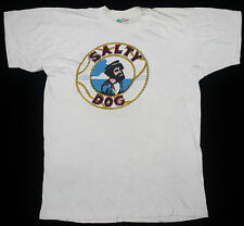 RARE VINTAGE 60's 1969 PROCOL HARUM SALTY DOG ROCK TOUR CONCERT PROMO T-SHIRT