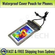 Waterproof Underwater Float Pouch Bag Case For Cell Phone iPhone Android 6S Plus