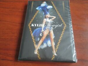 Kylie Minogue - Showgirl - The Greatest Hits Tour [DVD] [2005] NEW AND SEALED