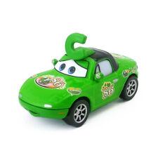 Disney Pixar Cars Chick Hicks Fans Diecast Metal Toy Model Car 1:55 Loose  Gift
