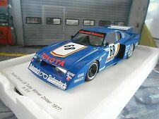 TOYOTA Celica LB Turbo Schnitzer Zolder Winner 1977 DRM #68 Ertl RTL Spark 1:18