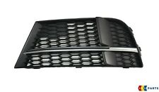 NEW GENUINE AUDI A3 S3 FOG LIGHT COVERING COOLING AIR GRILL LEFT N/S 8V3807681AE