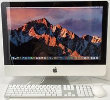 "Apple iMac 21.5"" Core i3 3.1GHz 4GB RAM 250GB HD 2011 - 1080p - MC978LL/A 12,1"