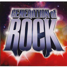 Generation of Rock by Various Artists (CD, Jun-2012, Universal Music)