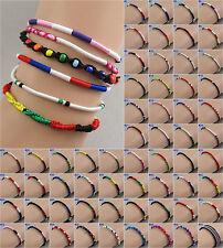 Colourful FRIENDSHIP BRACELET wristband mens boys ladies girls jewellery jewelry