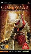 Used PSP God of War: Chains of Olympus  Japan Import ((Free shipping))