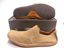 J. SHOES SAMBA SUEDE LOW MEN SHOES BROWN 6816 SIZE 13 NEW