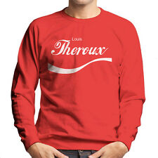 Louis Theroux Coca Cola Men's Sweatshirt