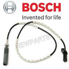 NEW For BMW E82 E88 128i 325i 328i 3.0L L6 Rear Left or Right ABS Sensor Bosch
