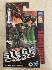 Transformers Siege WFC War for Cybertron Trilogy SINGE Battle Masters 2? Figure