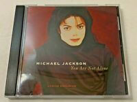 Jackson, Michael : You Are Not Alone CD