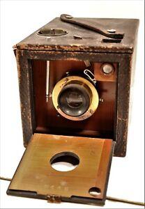 Kodak No. 2 Bulls -Eye  Model of  1898 Box Camera