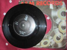 Larry Norman / Alwyn Wall – I Feel Like Dying / Hold On UK 7inch Vinyl Single