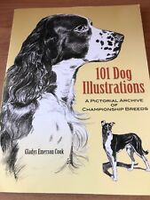 Dog Illustrations Guide Blue Ribbon Championship Breeds Illustrated Reference