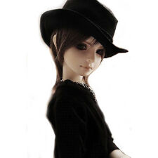[PF] Denim Black Retro Hat/hat 1/3 SD DOD DZ LUTS BJD Dollfie Doll Cap