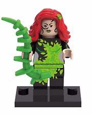 Poison Ivy Mini Figures  UK Seller Fits Lego Batman Superman