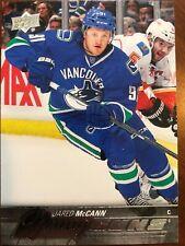 2015-16 UD Hockey Series 1 Young Guns #219 Jared McCann