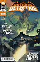 Detective comics #1028 KENNETH ROCAFORT Cover A DC 1st Print 2020 unread NM