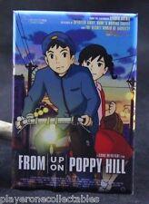 "From Up On Poppy Hill Movie Poster 2"" X 3"" Fridge Magnet. Japanese Anime"
