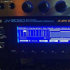 Roland JV-2080 BRAND NEW LED Screen Display!! JV2080 !! LOW PRICE!! Next 3 Days