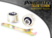Powerflex BLACK Poly For Subaru Forester SH 08> Front Arm Rear Bush PFF69-505GBL