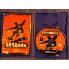 airblade - Sony PlayStation 2 hover-boarding game with instructions PS2