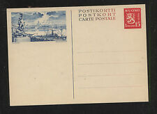 Finland postal card scenic unused Ps 0407