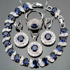 Schmuck Set Collier-Armband-Ohrringe-Ring