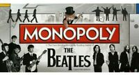 The Beatles - Collectors Edition Monopoly New/Sealed USAopoly