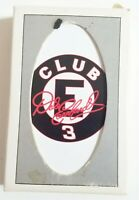 Dale Earnhardt Club E Playing Cards Open Complete