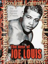 BEST OF JOE LOUIS BOXING DVD - COLLECTORS EDITION