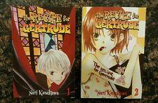 RECIPE FOR GERTRUDE VOL 1 and 2: DC COMICS, BY Nari Kusaka, Manga