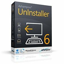 Ashampoo UnInstaller 6 deutsche Version ESD Download 9,99 statt 49,99 EUR